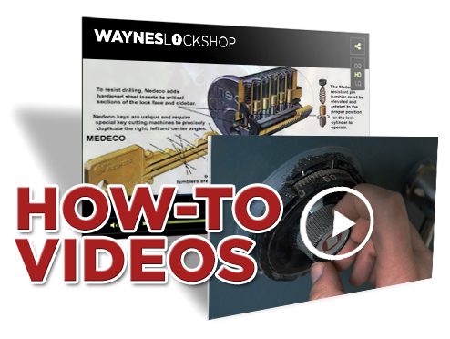 Locksmith Training Videos Video